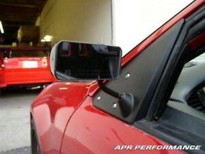 APR Performance Carbon Fiber Formula GT3 Mirrors Pair Acura Integra 94-01 DC2