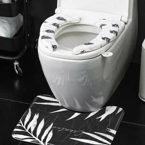 Print Toilet Seat Cover Lifter Handle Holder Avoid Touching Handle For Bathroom