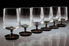 Cognacgläser im Vintage -/Retro-Stil aus Kristall