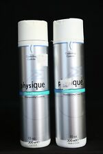 Physique CONTROL Shampoo 10oz. LOT of 2 Full Size Bottles NEW (Old Stock)