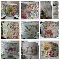 *LOOK* VOYAGE LAMPSHADES VARIOUS STYLES AND SIZES - 20CM 30CM 40CM