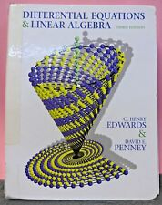 Differential Equations & Linear Algebra 3rd Ed. Hardcover *READ DESCRIPTION*