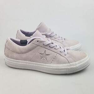 Women's CONVERSE 'One Star Plush Suede' Sz 8 US Shoes ExCon   3+ Extra 10% Off