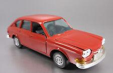 Mini Gama 1125 VW Volkswagen 411 GERMANY 1:43 voiture miniature rouge