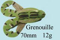 5x1 LEURRE VIFLEX - Grenouille 12g - carnassier souple