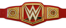 WWE UNIVERSAL WORLD WRESTLING CHAMPIONSHIP TITLE REPLICA PLASTIK BELT GÜRTEL