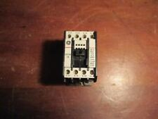 GENERAL ELECTRIC CR7CBA  MAGNETIC CONTACTOR CR7CBA NEW
