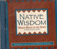 World Music Of The Spirit: Native Wisdom- CD