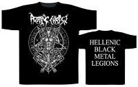 Rotting Christ Hellenic Black Metal Legions Shirt S-XXL T-Shirt Official Tshirt