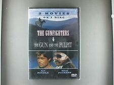THE GUNFIGHTERS & THE GUN AND THE PULPIT DVD