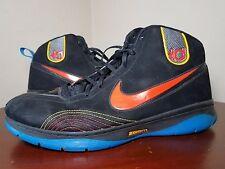 Nike KD 1 Okc Black Orange Royal sz 12 Used Rare 344472-081 Photo Thunder