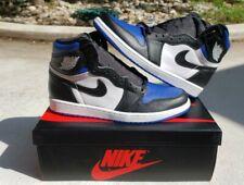 Nike Air Jordan Retro 1 High OG Royal Toe 555088-041 Size 10.5 Men 10.5 Women 12
