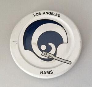 """Los Angeles Rams 1971 NFL Gatorade Helmet Bottle Lid Cap 2 1/4"""""""