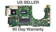 Asus K501LX Laptop Motherboard 4GB w/ Intel i7-5500U 2.4GHz CPU 60NB08Q0-MB1611