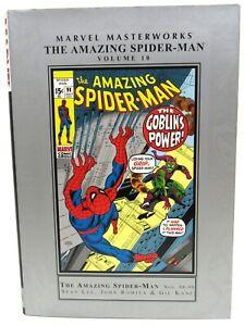 Marvel Masterworks The Amazing Spider-Man Volume 10 HC Hard Cover