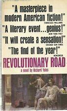 Revolutionary Road Richard Yates GGA 1962 Vintage Paperback VG