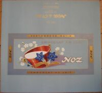1940s French, Milk Chocolate Candy Bar Label - ''Noz & Co.''