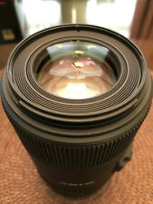 Sigma EX DG OS HSM 105mm f/2.8 Macro Lens for Nikon F mount (BRAND NEW)!