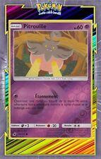 Pitrouille Reverse- SL4:Invasion Carmin - 44/111 - Carte Pokemon Neuve Française