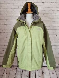 THE NORTH FACE Women's Padded Hy-vent INLUX  Jacket Fleece Lined winter weight L