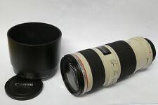 Canon EF 70-200 mm / 4,0 L IS USM  Objektiv für Canon EOS gebraucht (2)