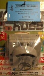 AURORA MODEL MOTORING STREEING WHEEL HO SLOT CAR SPEED CONTROLER..#1348