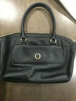 Oroton big black leather bag/tote, New with tags, RRP at 400AUD
