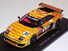 1/43 Spark Venturi 600 LM  Car #30 1994 24 H Le Mans S2278