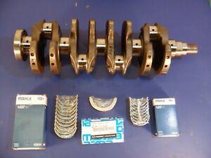 Miatamecca Reground Crankshaft Kit & Bearings Fits 01-05 Miata BP0611300D OEM