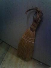 "14"" broom whisp 10"" theatre prop halloween house decor used nice"