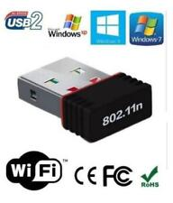 Original Terabyte™ Wireless Mini USB Wifi Adapter Dongle 2.4Ghz 500mbps (N-1051)