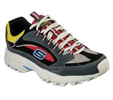 Shoes Skechers 51286 / Ccrd Stamina-Cutback Charcoal/Red Men's Fashion Running
