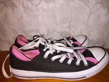 CONVERSE Double Flap Diva Sneaker Fashion Athletic Shoes Women Sz 10 Men Sz 8 💖