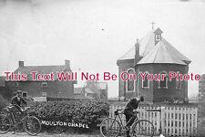 LI 112 - Moulton Chapel, Spalding, Lincolnshire - 6x4 Photo