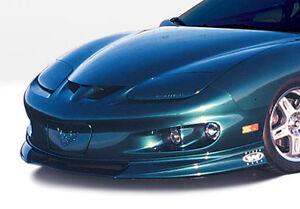 1998-2002 Pontiac Firebird W-Typ Urethane Front Lip Bodykit