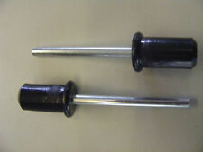 "2 X POLE BUNG AND SPIKE FOR 5/8"" - 15mm OUTSIDE DIAMETER POLES"