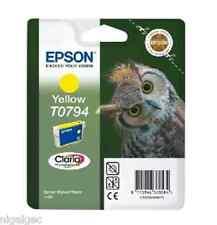 EPSON STYLUS PHOTO 1400 YELLOW INK T0794 TO794 OWL