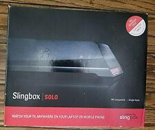 Slingbox Solo SB260-100 BRAND NEW IN UNOPENED BOX