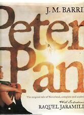 PETER PAN - J. M. BARRIE lavishly illustrated by RAQUEL JARAMILLO
