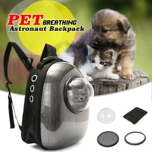 Pet Carrier Accessory Cat Dog Breathable Astronaut Pet Backpack Travel