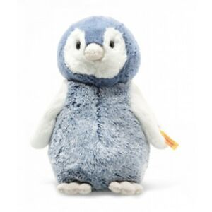 Steiff 063923 Soft Cuddly Friends Paule Penguin Small with FREE Steiff Gift Box