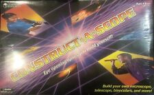 Learning Resources Ler2063 Construct A Scope New Sealed In Box