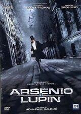 Dvd ARSENIO LUPIN - (2004) Azione/Avventura 01 Distribution  ......NUOVO
