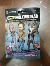 McFarlane Construction Walking Dead Lootcrate Exclusive Blind Bags S3 Large Head