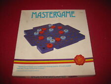 RARE VINTAGE MASTERGAME BY INVICTA GAMES (makers of mastermind) - 100% COMPLETE