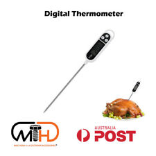 NEW Digital Cooking Food Stab Meat BBQ Kitchen Thermometer Probe Oven Grill
