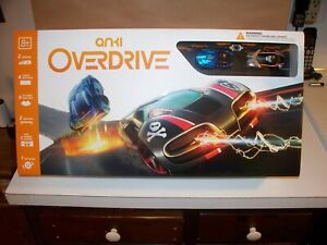 ANKI OVERDRIVE RACING SUPER CAR STARTER KIT BRAND NEW IN THE SEALED BOX