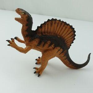 Spinosaurus Carnegie Safari 1992 Vintage Dinosaur Action Figure Toy