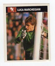 figurina CAMPIONI E CAMPIONATO 90/91 1990/91 numero 345 TORINO MARCHEGIANI