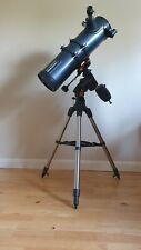 Celestron AstroMaster 130EQ Telescope & Motor Drive - with 10mm eye piece